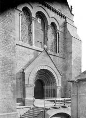 Cathédrale de la Trinité - Portail de la façade ouest
