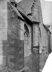 Cathédrale de la Trinité - Abside