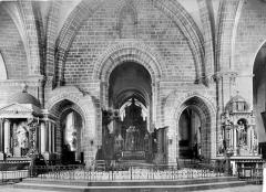 Cathédrale de la Trinité - Vue intérieure du choeur