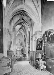 Cathédrale de la Trinité - Vue intérieure du déambulatoire