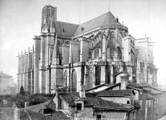 Cathédrale Saint-Etienne - Ensemble sud-est