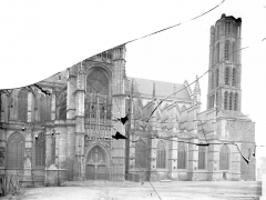Cathédrale Saint-Etienne - Ensemble nord