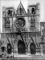 Cathédrale Saint-Jean - Façade ouest