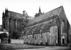 Cathédrale Saint-Julien - Ensemble nord-ouest