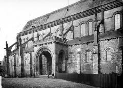 Cathédrale Saint-Julien - Façade sud
