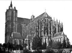 Cathédrale Saint-Julien - Ensemble sud-est