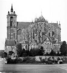 Cathédrale Saint-Julien - Ensemble est