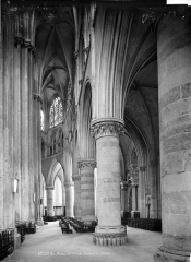 Cathédrale Saint-Julien - Vue intérieure du déambulatoire