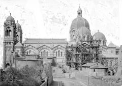 Cathédrale Sainte-Marie-Majeure, dite Nouvelle Major - Façade est