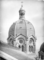 Cathédrale Sainte-Marie-Majeure, dite Nouvelle Major - Grande coupole