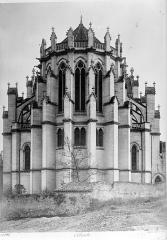 Cathédrale Sainte-Marie-Majeure, dite Nouvelle Major - Ensemble est