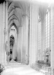 Cathédrale Saint-Etienne - Bas-côté, côté nord