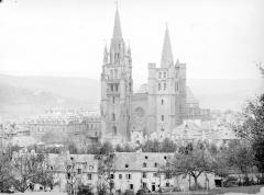Cathédrale Notre-Dame et Saint-Privat - Ensemble ouest