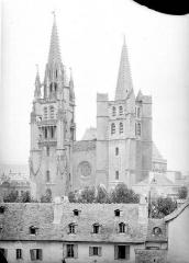 Cathédrale Notre-Dame et Saint-Privat - Clocher