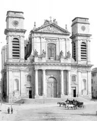 Cathédrale Notre-Dame de l'Assomption - Façade principale