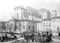 Cathédrale Notre-Dame de l'Assomption - Abside