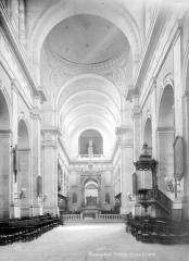 Cathédrale Notre-Dame de l'Assomption - Nef, vue de l'entrée