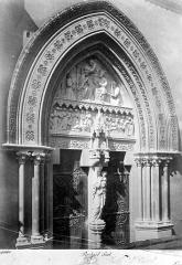 Cathédrale Saint-Pierre - Portail de la façade sud