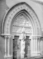 Cathédrale Saint-Pierre - Portail sud