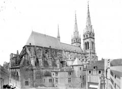 Cathédrale Notre-Dame - Ensemble nord-est