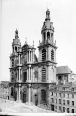 Cathédrale - Ensemble ouest
