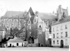 Cathédrale Saint-Pierre Saint-Paul - Ensemble nord