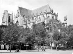 Cathédrale Saint-Pierre Saint-Paul - Ensemble sud-est
