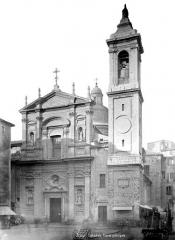 Cathédrale Sainte-Reparate - Façade ouest