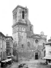 Cathédrale Notre-Dame et Saint-Castor - Façade ouest