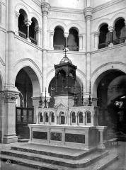Cathédrale Notre-Dame et Saint-Castor - Maître-autel
