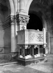 Cathédrale Notre-Dame et Saint-Castor - Chaire