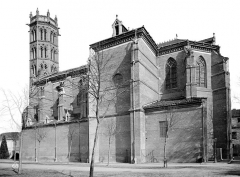 Cathédrale Saint-Antonin - Ensemble sud