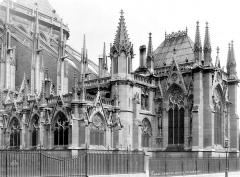 Cathédrale Notre-Dame - Sacristie, côté sud-ouest
