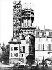 Cathédrale Saint-Front - Clocher échafaudé