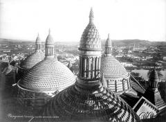 Cathédrale Saint-Front - Coupoles prises du clocher