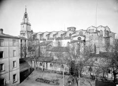Cathédrale Saint-Jean-Baptiste - Ensemble sud