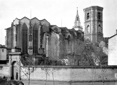 Cathédrale Saint-Jean-Baptiste - Ensemble nord-est