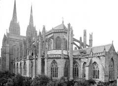 Cathédrale Saint-Corentin - Ensemble sud-est