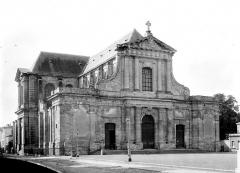 Cathédrale Saint-Louis - Ensemble sud-ouest