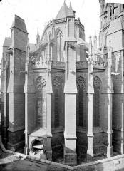 Cathédrale Notre-Dame - Abside, côté est