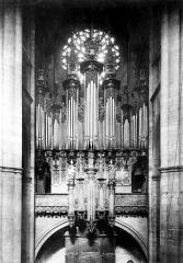 Cathédrale Notre-Dame - Orgues