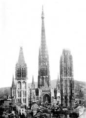 Ensemble archiépiscopal - Ensemble ouest