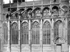 Ensemble archiépiscopal - Façade sud