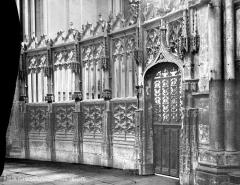 Ensemble archiépiscopal - Clôture d'une chapelle
