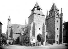 Cathédrale Saint-Etienne - Ensemble nord-ouest