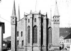 Cathédrale Saint-Pierre - Abside