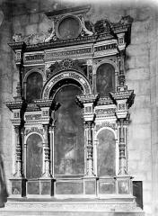 Cathédrale Saint-Pierre - Retable