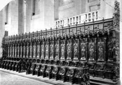 Cathédrale Saint-Pierre - Stalles du choeur