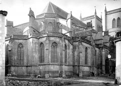 Cathédrale Saint-Pierre - Abside, côté nord-est