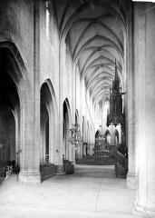 Cathédrale Saint-Pierre - Vue intérieure de la nef, vers le nord-est